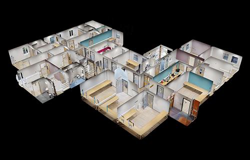 Harplands Hospital Refurbishment